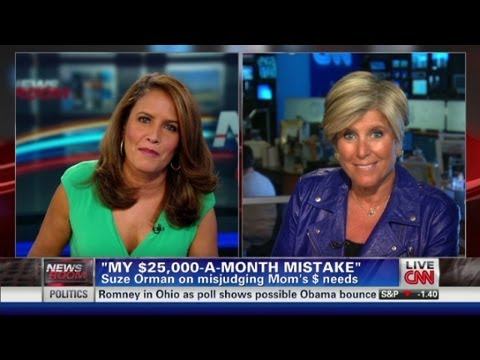 CNN's Suzanne Malveaux speaks with Suze Orman about long term care