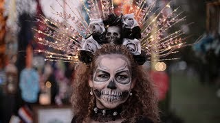 Artbound: Día de Los Muertos / Day of the Dead (Trailer)