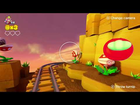 Видео № 1 из игры Captain Toad: Treasure Tracker [3DS]