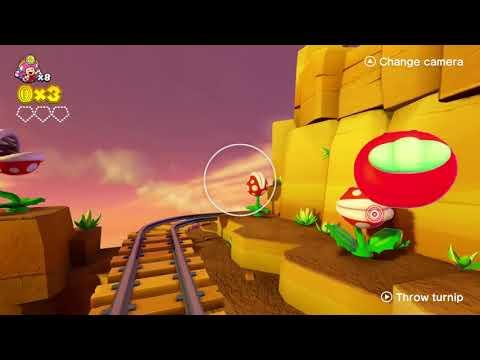 Видео № 1 из игры Captain Toad: Treasure Tracker [NSwitch]