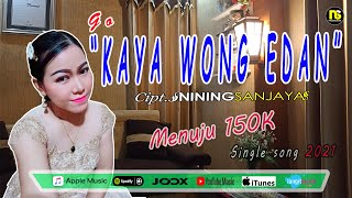 Download lagu Kaya Wong Edan Nining Sanjaya Mp3