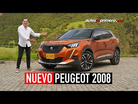 Peugeot 2008 2021 🔥 Garras y colmillos para la segunda generación 🔥 Prueba - Reseña