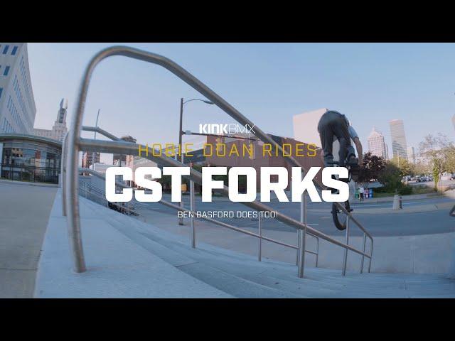 Видео Вилка KINK BMX CST 28 мм