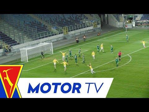 WIDEO: Motor Lublin - Hetman Zamość 4-1 [SKRÓT MECZU]