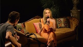Sabrina Carpenter   Almost Love (Live Acoustic At YouTube Space LA)