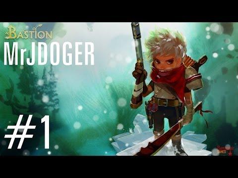 Прохождение инди-игры Bastion от MrJDOGER 1 серия