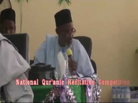 2014 Nigerian Musabaka: Niger State 60 Hizb Female Participant