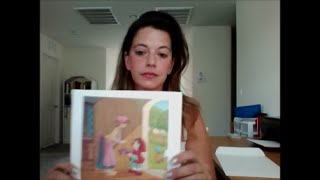Story Time In Spanish Little Red Riding Hood