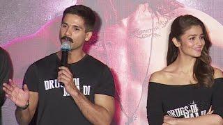 Shahid on Working With Ex Lover Kareena Kapoor In Udta Punjab After Jab We Met