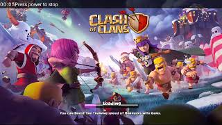Clash of clans attacking video