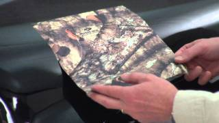 Mossy Oak Graphics Camo Vehicle Wrap, Vehicle Accent Kits and Decals