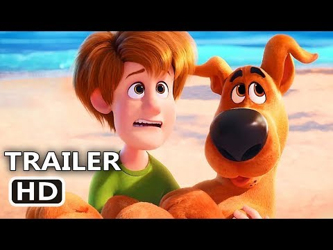 SCOOB Official Trailer (NEW 2020) Scooby Doo Animation Movie HD