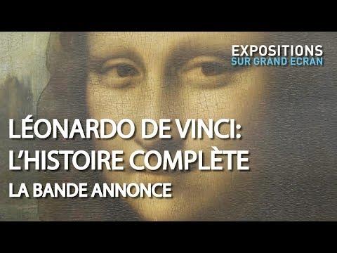 LA BANDE ANNONCE | Léonardo de Vinci: L'Histoire Complète  (2019) | Français