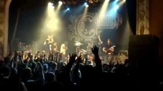 Chiodos - Two Birds Stoned At Once HD (Live in Toronto)