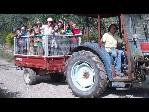 """Baugiano – un'oasi agrituristica dove """"il tempo attende il suo tempo"""""""