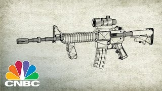 Who Makes The AR-15 Rifle? | CNBC