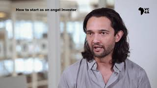 How to start as an angel investor