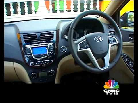 All new Hyundai Verna on OVERDRIVE