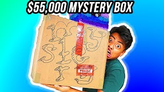 Unboxing A $50,000 Mystery Box from eBay!