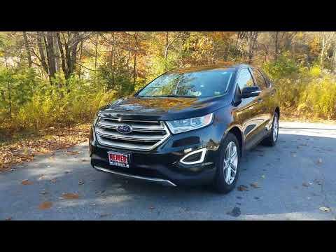 Pre-Owned 2016 Ford Edge Titanium