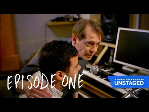 Vampire Weekend Meets Steve Buscemi - Ep 1 I AMEX UNSTAGED