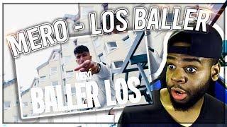 MERO   Baller Los (Official Video) REACTION!!