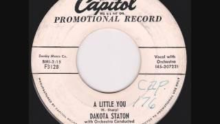 Dakota Staton - A Little You