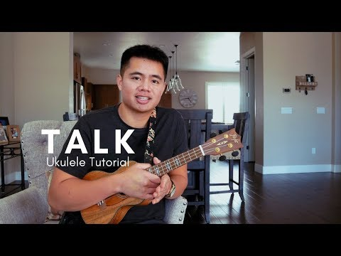 "Ukulele Tutorial for ""Talk"" by Khalid"