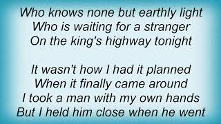 Joe Henry - King's Highway Lyrics