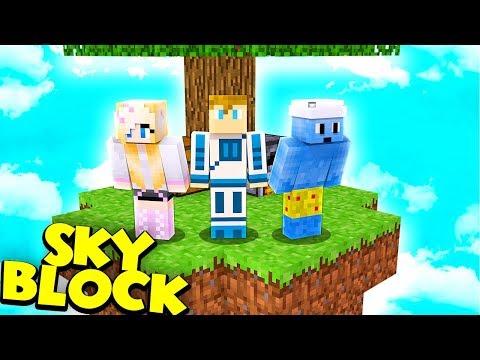 NOWA WYSPA! | Minecraft Skyblock S2 #1