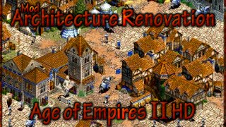 Age Of Empires II HD - Mod Architecture Renovation