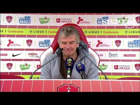 Brest - Nantes : la réaction des coaches