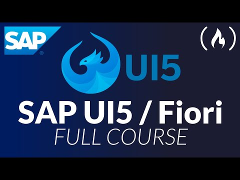 SAP UI5 / Fiori - Full Course - YouTube