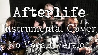 Afterlife - Avenged Sevenfold - Full Instrumental Cover (w/o vocals)