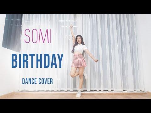 SOMI (전소미) - 'BIRTHDAY' Dance Cover | LIZ