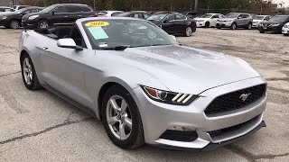 2016 Ford Mustang Chicago, Matteson, Oak Lawn, Orland Park, Countryside IL P10406