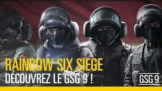 Rainbow Six Siege - Découvrez le GSG 9 !