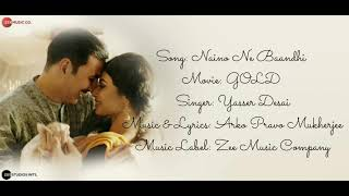 """NAINO NE BAANDHI"" Full Song With Lyrics   - YouTube"