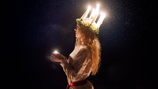 Light in the darkness | Swedish Lucia Tradition