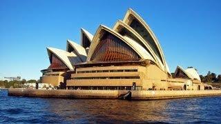 Close Up Sydney Australia Video