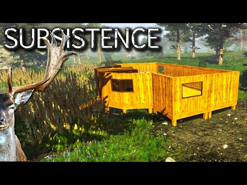 Expanding The Base | Subsistence Gameplay | EP9