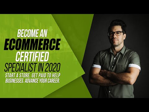Why Ecommerce Is The Best Skill To Master In 2020 - YouTube