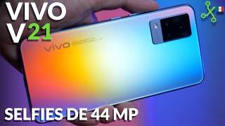 VIVO V21: ¿vale la pena el PRIMER smartphone de VIVO en México?