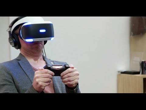 Sony PlayStation VR: Australian Hands On