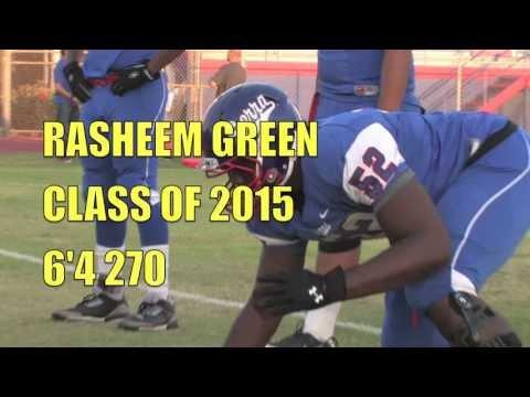 Rasheem-Green