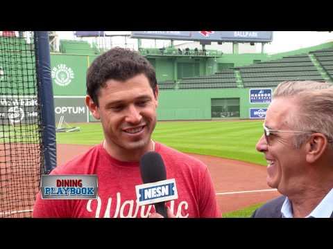 Billy Costa Interviews Red Sox Second Baseman Ian Kisnler