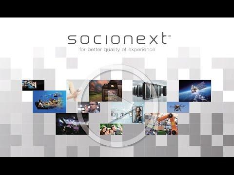 About Socionext Video