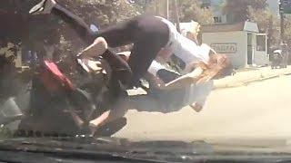 ДТП, подборка аварии за июнь 2014! 28 06 2014 car crash!