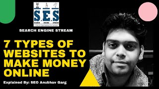 7 Types of Websites and Online Portals To Make Money Online - Start Earning Online Today - WATCH IT
