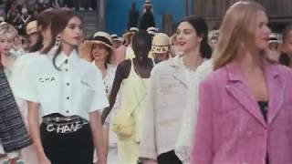 The Spring-Summer 2019 Ready-to-Wear Show — CHANEL